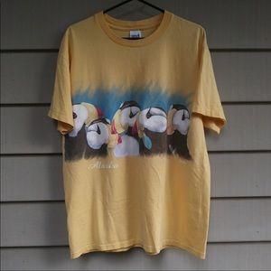 VTG Alaska Puffin Shirt